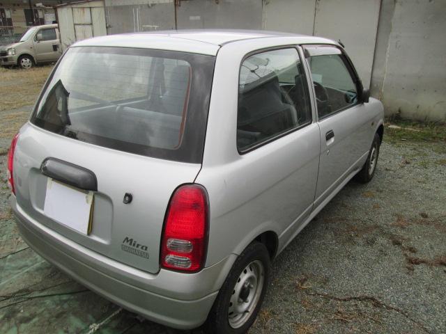 「ダイハツ」「ミラ」「軽自動車」「福岡県」の中古車7