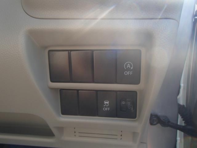スズキ ワゴンR ハイブリッドFX 届出済未使用車 盗難防止システム 禁煙車