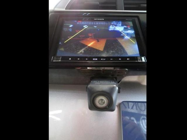 ホンダ フィット 13G・Fパッケージ メモリナビ バックカメラ ETC