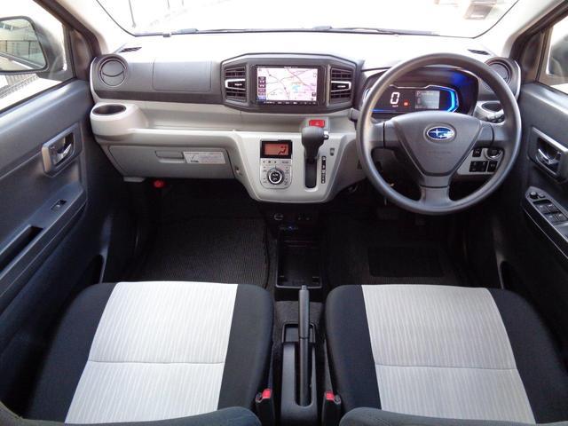 コンパクトな軽自動車プレオプラス。車内を見ていきましょう!車内は意外と広くゆっくり空間です。