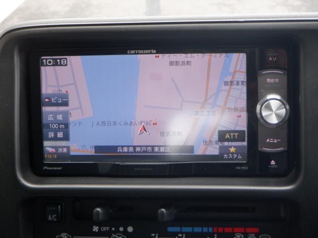 DX ハイルーフ メモリ社外ナビ ワンセグ社外テレビ(10枚目)