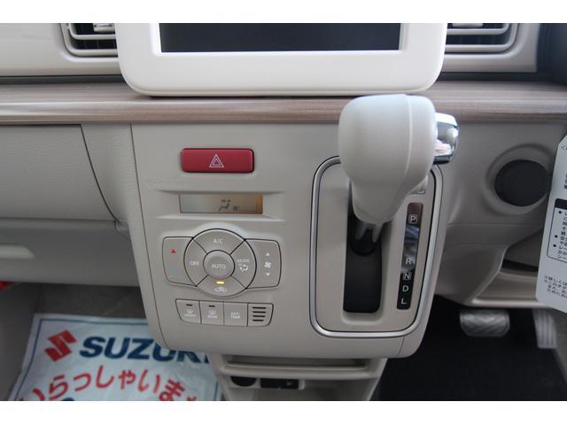 スズキ アルトラパン X 新車未登録車 レーダーブレーキサポート シートヒーター