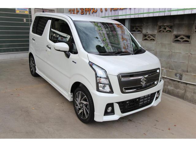 ハイブリッド X リミテッド オプションカラー 新車未登録(9枚目)