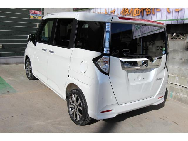 カスタムG ターボ SAIII オプションカラー 新車未登録(5枚目)