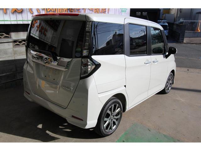 カスタムG ターボ SAIII オプションカラー 新車未登録(8枚目)