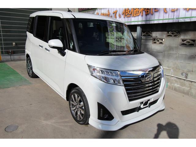 カスタムG ターボ SAIII オプションカラー 新車未登録(10枚目)