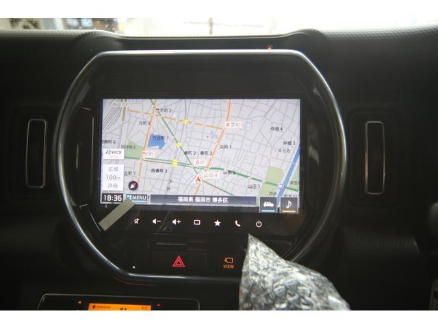 Jスタイルターボ スズキセーフティーサポート 全方位モニター 9インチナビゲーションオプションカラー 2トーンカラー 新車未登録(20枚目)