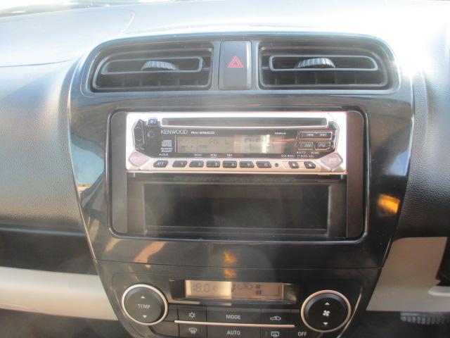 三菱 ミラージュ M 2年保証 CD キーレス