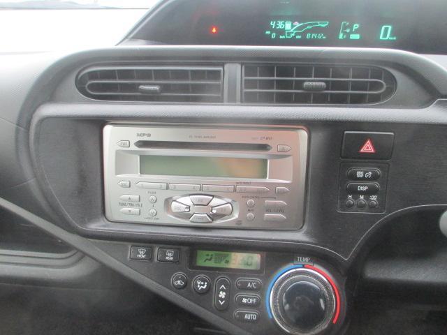 トヨタ アクア L 2年保証 ETC キーレス