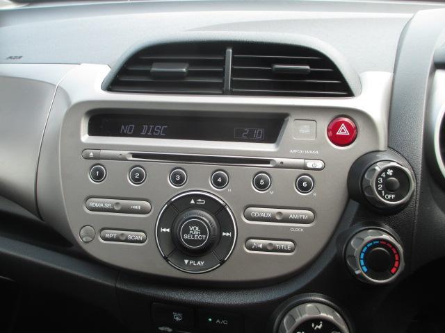 ホンダ フィット G 2年保証 CD キーレス