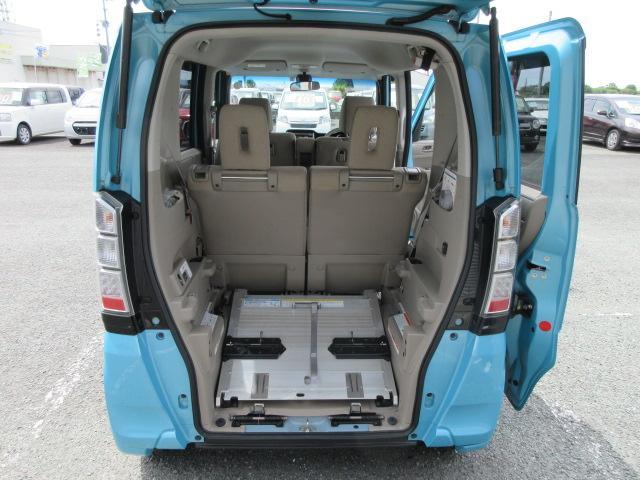 G・Lパッケージ 2年保証 福祉車両 スローパータイプ スマートキー 電動スライドドア(16枚目)