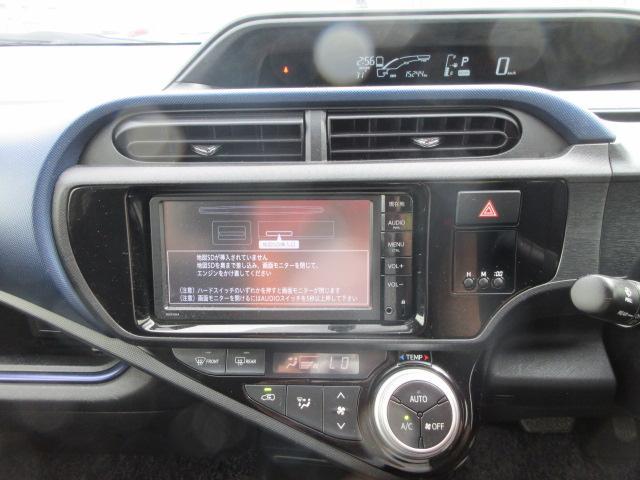 S 2年保証 福祉車両 助手席回転シート 車いす収納装置付き 純正ナビ バックモニター スマートキー ETC(9枚目)