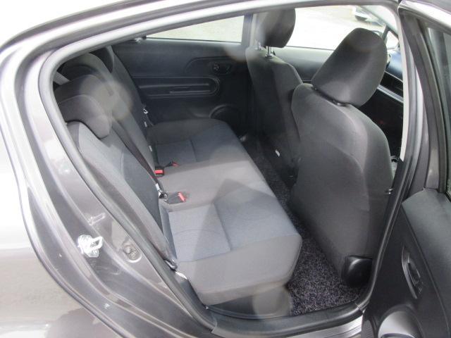 S 2年保証 福祉車両 助手席回転シート 車いす収納装置付き 純正ナビ バックモニター スマートキー ETC(16枚目)