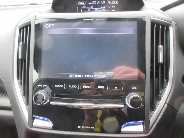 1.6i-Lアイサイト 2年保証 純正SDナビ フルセグTV ETC LEDヘッドライト バックモニター アイドリングストップ(6枚目)