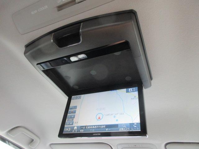 ハイブリッドX 2年保証 9インチナビ フルセグTV フリップダウンモニター モデリスタエアロ LEDヘッドライト 両側電動スライドドア スマートキー(11枚目)