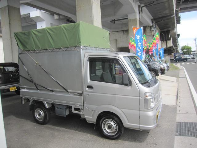 DXワンオーナー軽運送仕様パワステエアコンETC(4枚目)