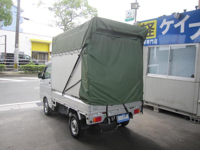 DXワンオーナー軽運送仕様パワステエアコンETC(9枚目)