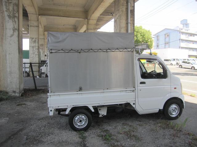 「スズキ」「キャリイトラック」「トラック」「福岡県」の中古車4