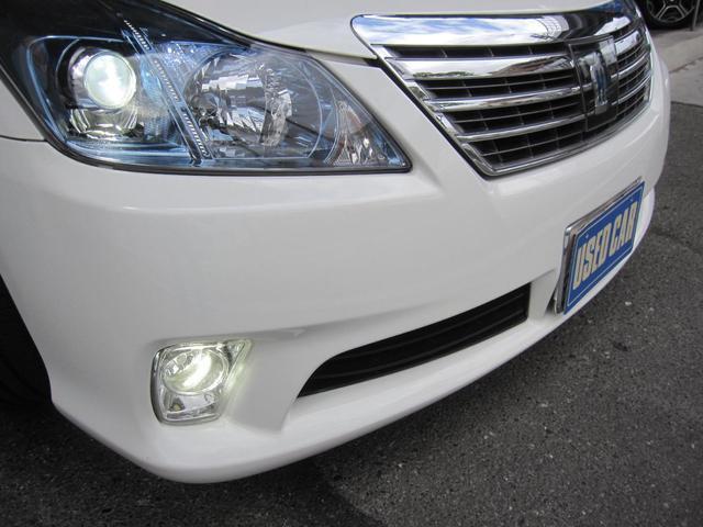「トヨタ」「クラウンハイブリッド」「セダン」「福岡県」の中古車10