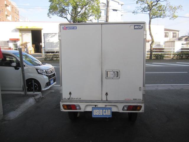 DXマイナス5度冷蔵冷凍車タイミングベルト交換済Bモニター(3枚目)