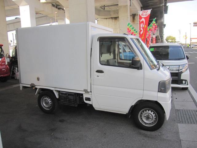 DXマイナス5度冷蔵冷凍車タイミングベルト交換済Bモニター(4枚目)