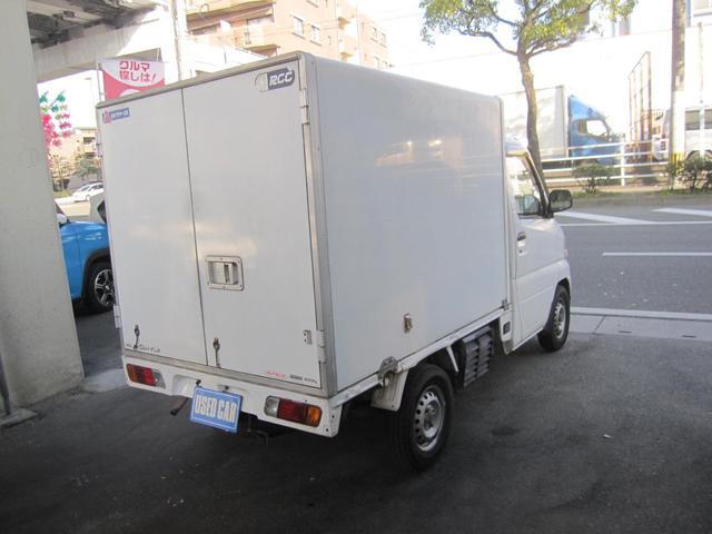 DXマイナス5度冷蔵冷凍車タイミングベルト交換済Bモニター(8枚目)