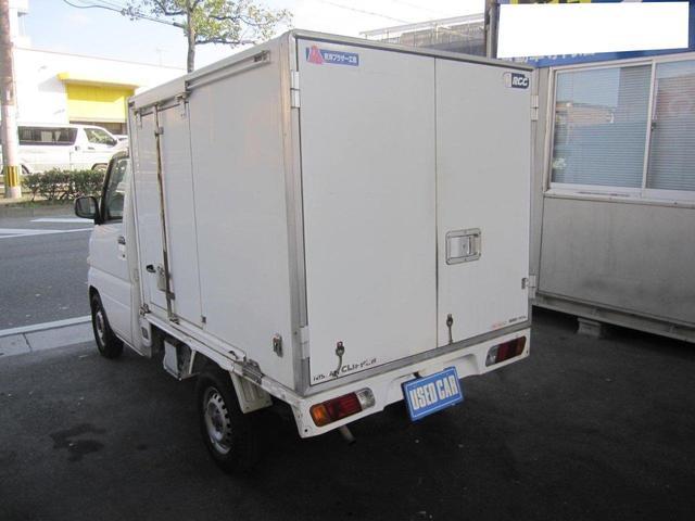 DXマイナス5度冷蔵冷凍車タイミングベルト交換済Bモニター(9枚目)