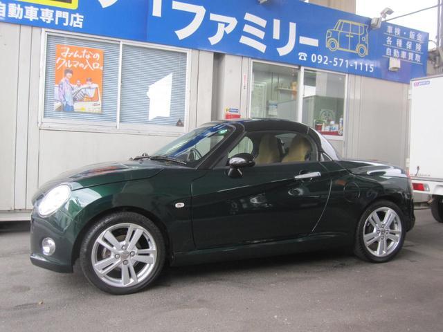 「ダイハツ」「コペン」「オープンカー」「福岡県」の中古車5