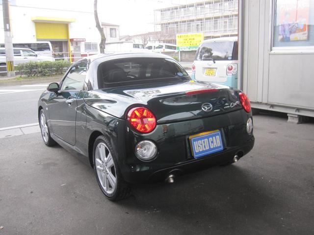 「ダイハツ」「コペン」「オープンカー」「福岡県」の中古車9