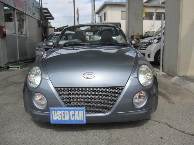 「ダイハツ」「コペン」「オープンカー」「福岡県」の中古車2