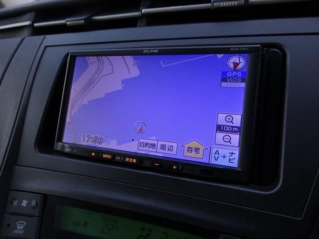 トヨタ プリウス S SDナビ ワンセグTV HVBチェック済