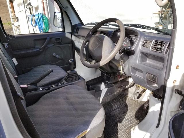 スズキ キャリイトラック KCダンプ4WD エアコン パワステ 5MT