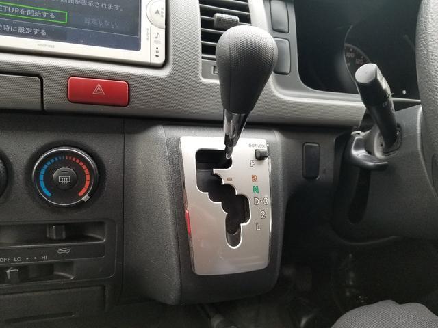 トヨタ レジアスエースバン ロングDX 4WD