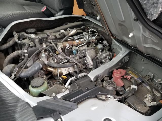 ロングDX 4WD SDナビ ターボ ETC 記録簿 CD(17枚目)