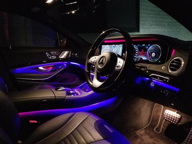 夜のドライブは鮮烈なイルミネーションをお楽しみください!私はず〜っとこの色の変化を眺めていても飽きることはありませんでしたw