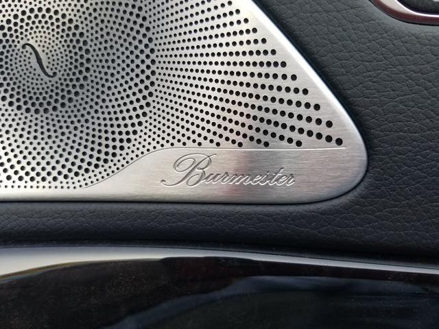 オーディオはブルメスターのハイエンド3Dサラウンドシステムを採用し、ダイナミックで繊細な音響をお楽しみいただけます!