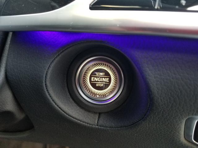 メルセデス・ベンツS450ロング AMGラインプラスはこのプッシュスタートからのエンジンスタートで始まります!