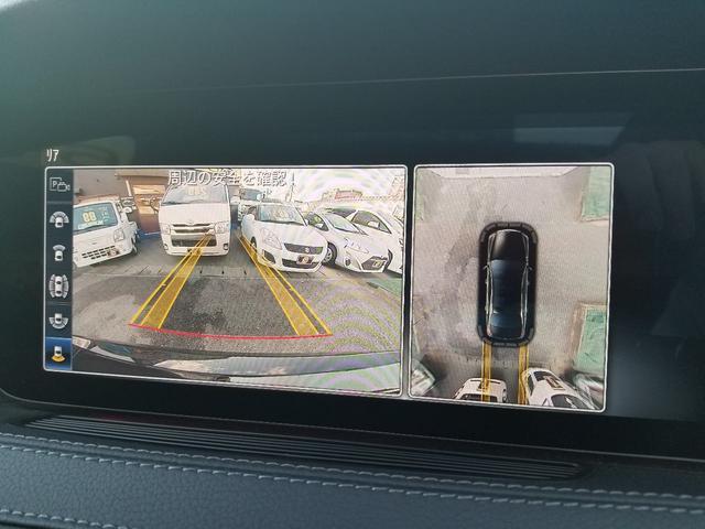 シフトチェンジでバックカメラ、全周囲カメラに切り替わり、オーナー様の運転をしっかりアシストしてくれます!