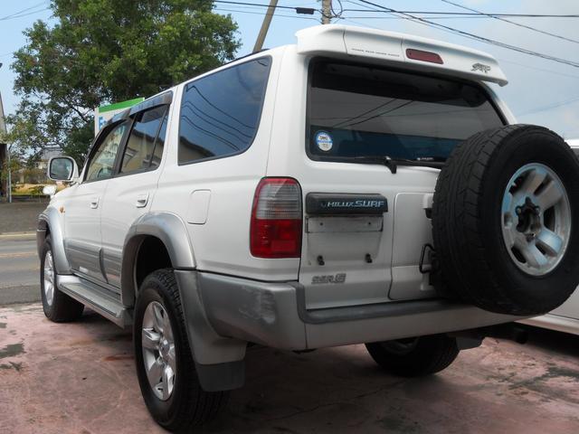 「トヨタ」「ハイラックスサーフ」「SUV・クロカン」「大分県」の中古車2
