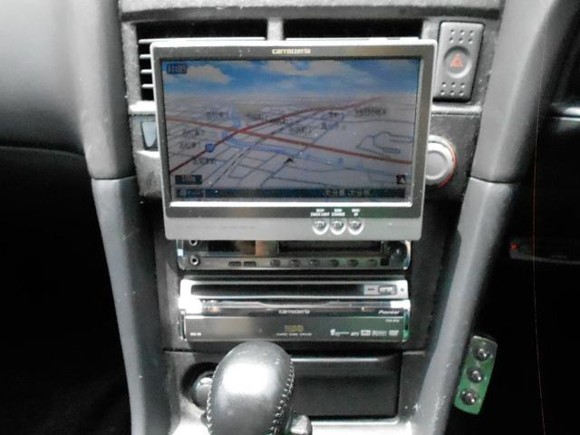 25GTターボ ナビ 車高調 マフラー Tベルト交換済(10枚目)