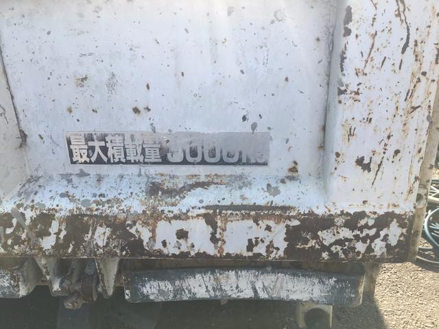 三菱ふそう キャンター ダンプ 5MT