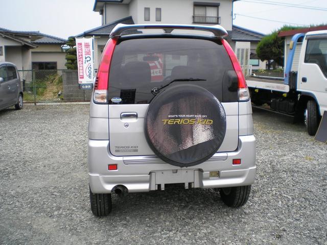 「ダイハツ」「テリオスキッド」「コンパクトカー」「佐賀県」の中古車3