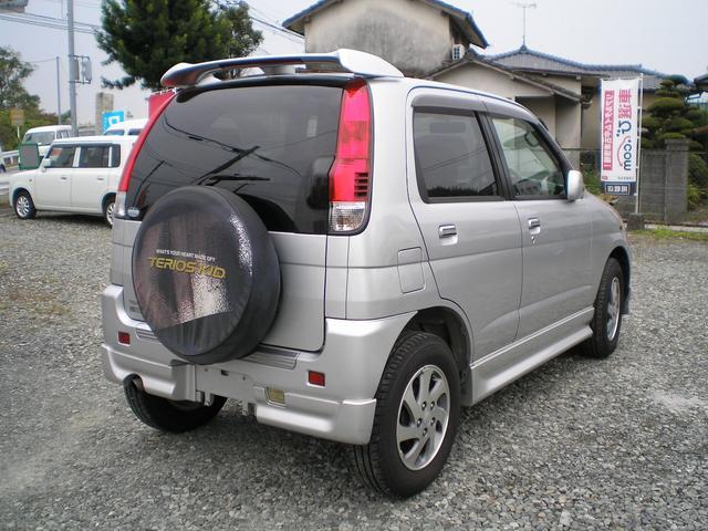 「ダイハツ」「テリオスキッド」「コンパクトカー」「佐賀県」の中古車8