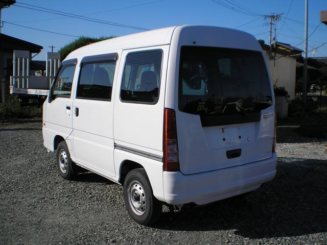 「スバル」「サンバーバン」「軽自動車」「佐賀県」の中古車9