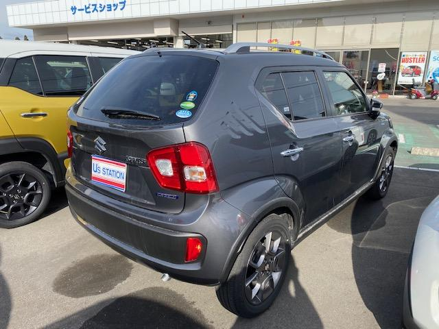 「スズキ」「イグニス」「SUV・クロカン」「大分県」の中古車3