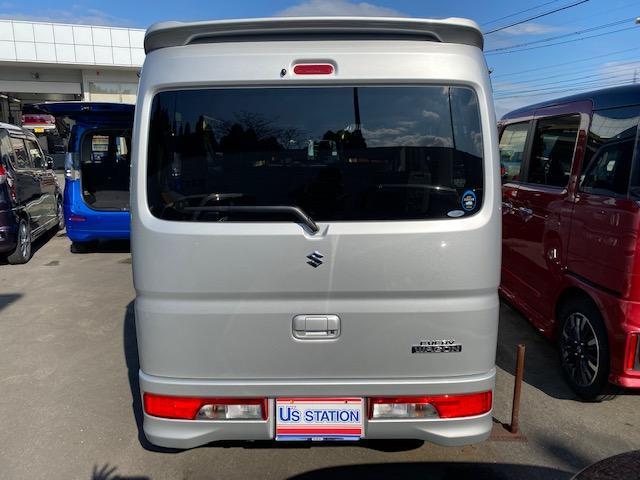「スズキ」「エブリイワゴン」「コンパクトカー」「大分県」の中古車4