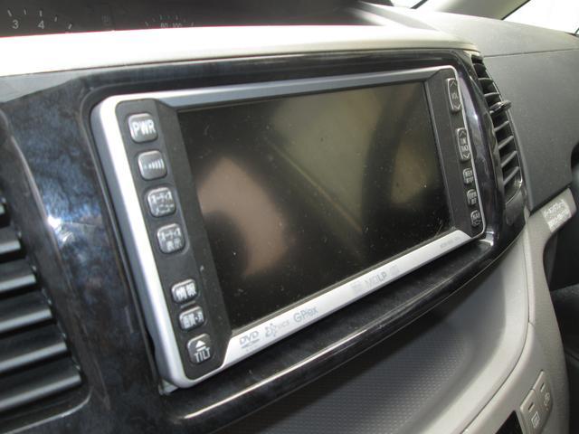 トヨタ ヴォクシー X メモリーナビ バックカメラ 左側パワースライド