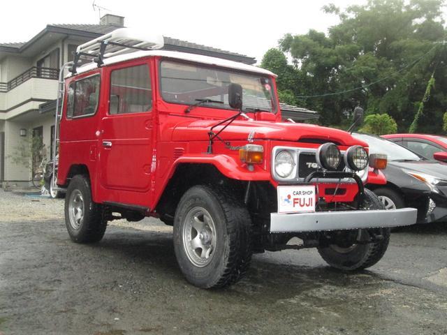 「トヨタ」「ランドクルーザー40」「SUV・クロカン」「佐賀県」の中古車3