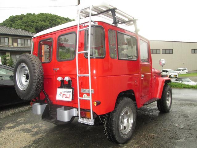 「トヨタ」「ランドクルーザー40」「SUV・クロカン」「佐賀県」の中古車6