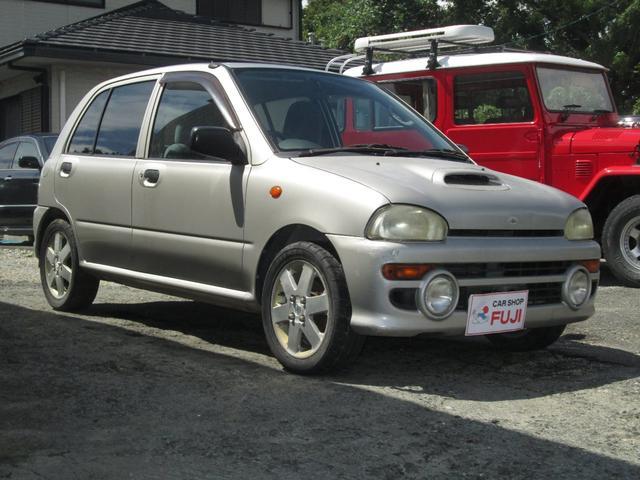 「スバル」「ヴィヴィオ」「軽自動車」「佐賀県」の中古車3